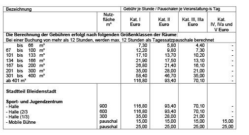 ÖBK Gebührensatzung zur Satzung Benutzung öffentlicher Einrichtungen-2.jpg©Stadt Taunusstein